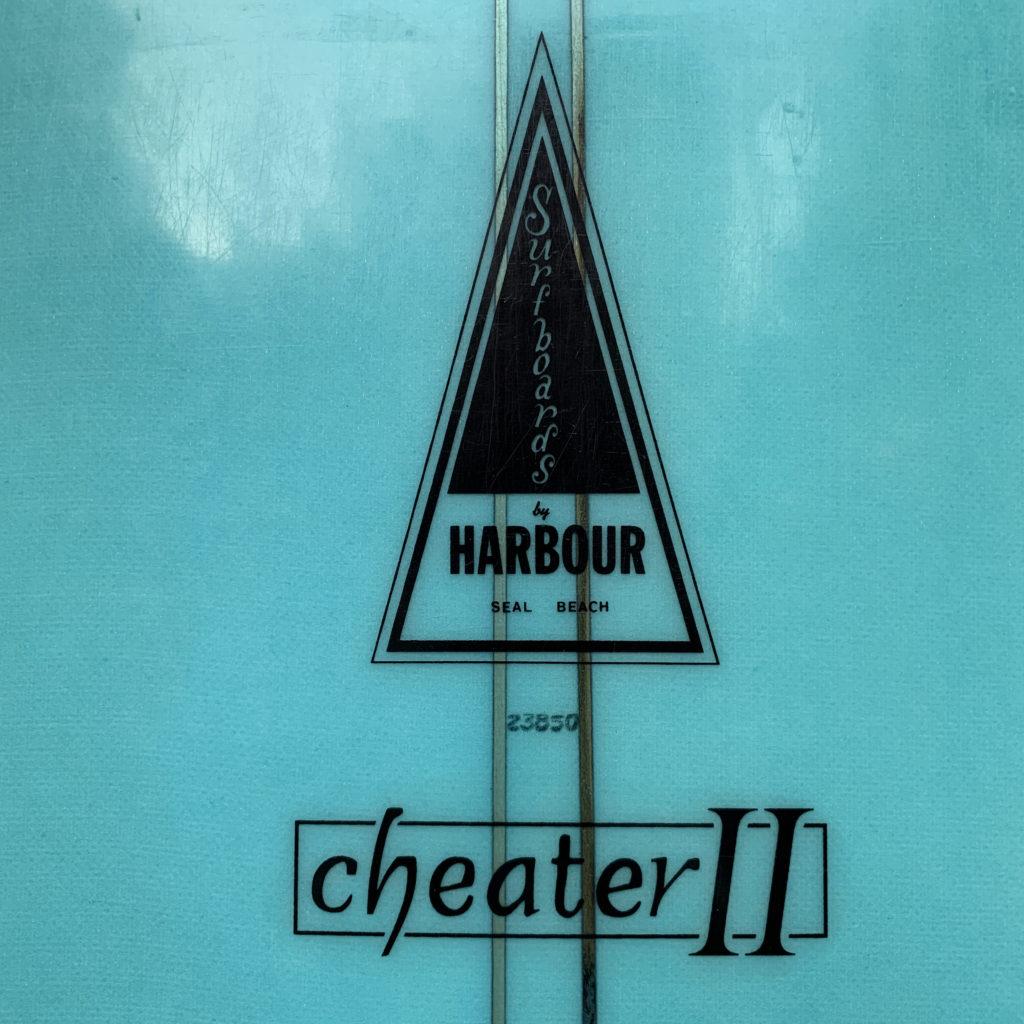 harbour cheater 2 used 中古 サーフボード ロングボード ブライン