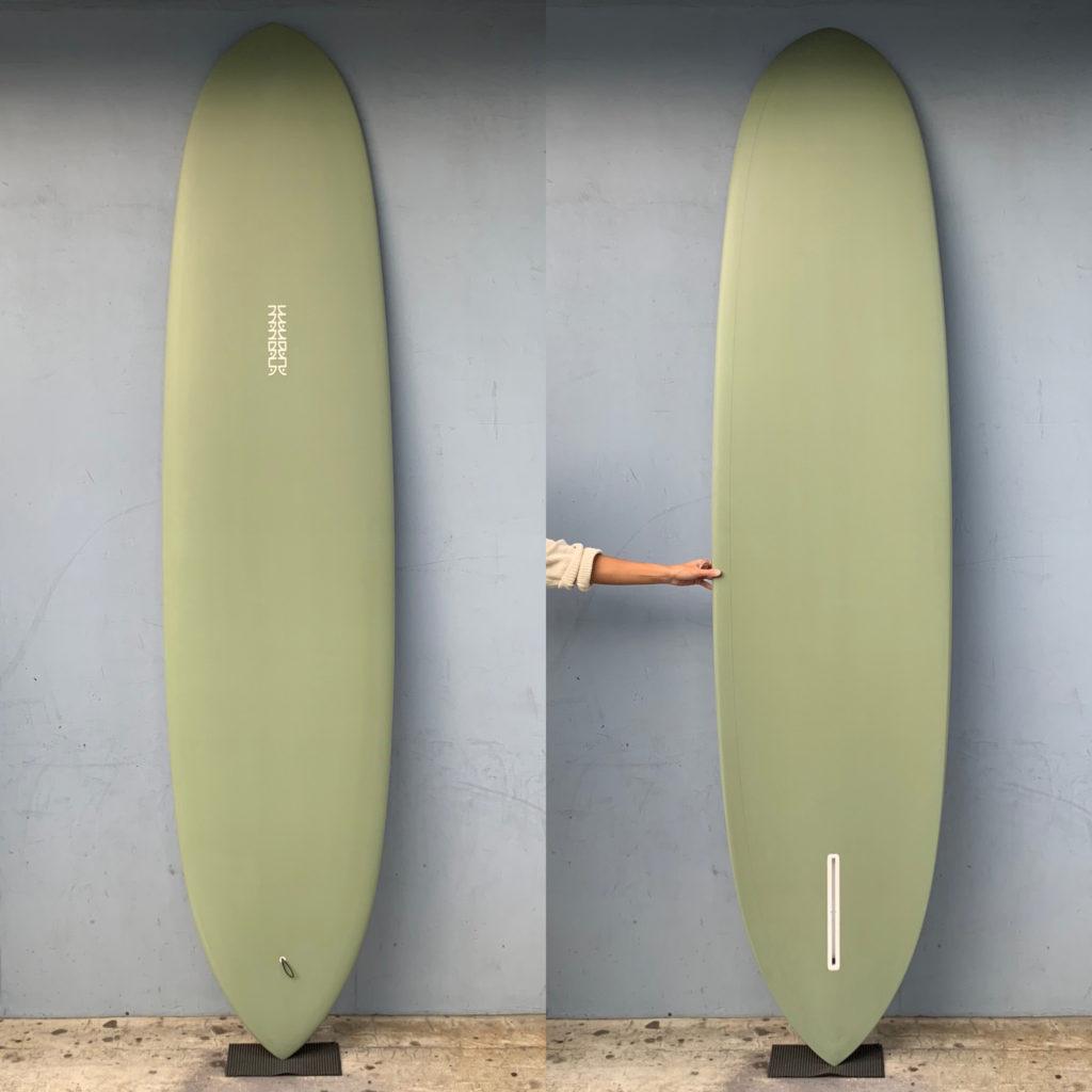 mandala custom shapes clandestino brine midlength ミッドレングス シングルフィン サーフボード