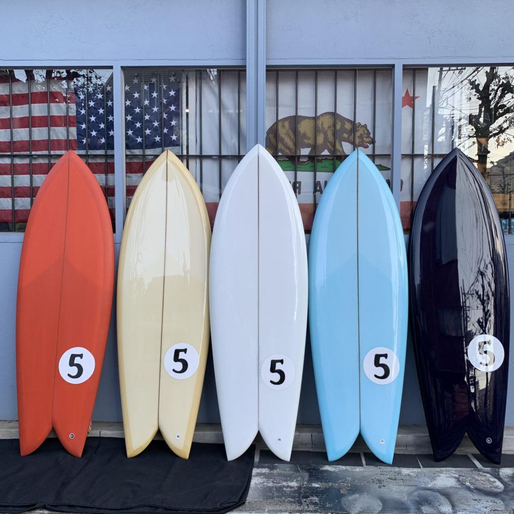 クリステンソン フィッシュ サーフボード サンディエゴ 正規輸入品 ブライン fish christenson surfboards brine