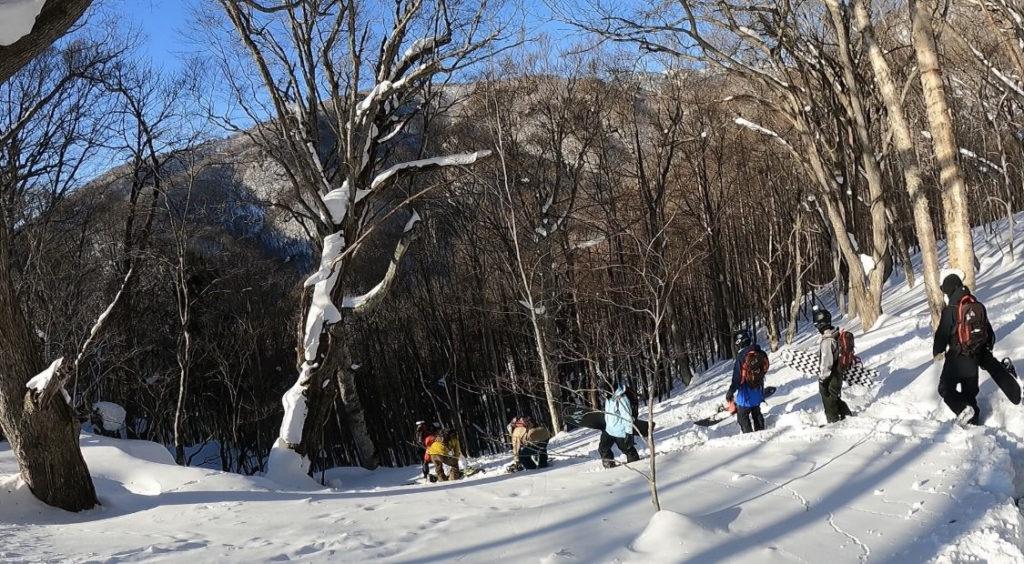 GPG snow surf brine ブライン