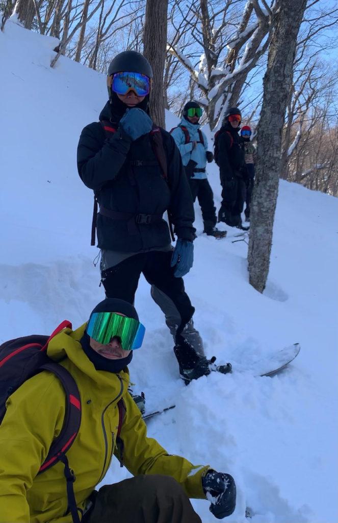 ブライン スノーサーフ
