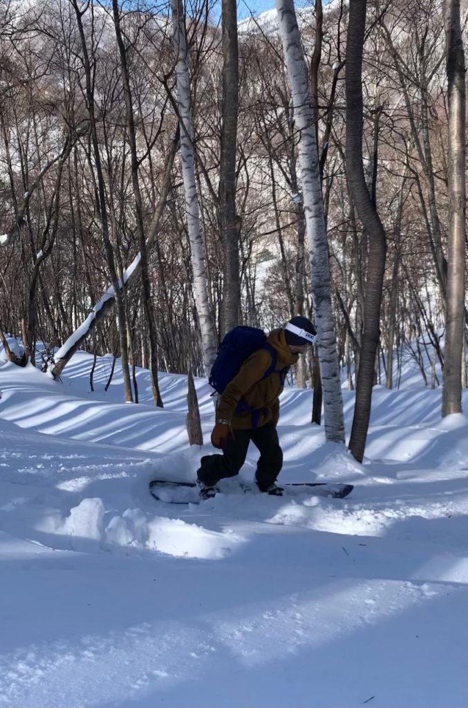 沼野健補 brine snow surf gpg