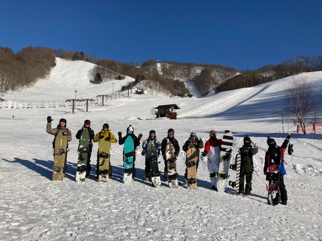 gpg snow surf brine oze tokura ブライン