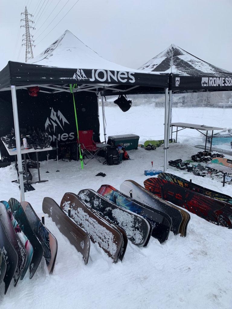jones snowboards christenson storm wolf ジョーンズ クリステンソン ブライン brine