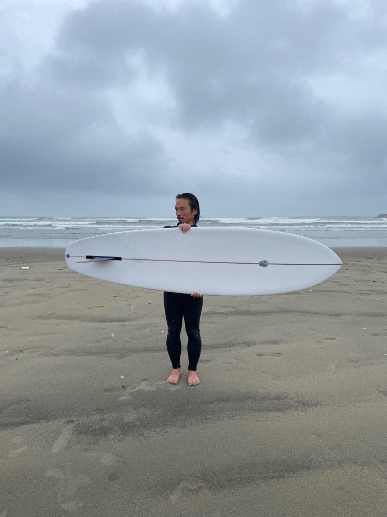 christenson midlength single fin ultra tracker brine surf shop クリステンソン 正規輸入品